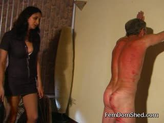 Femdom Shed password